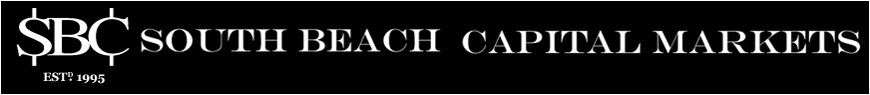 South Beach Capital Markets, Logo